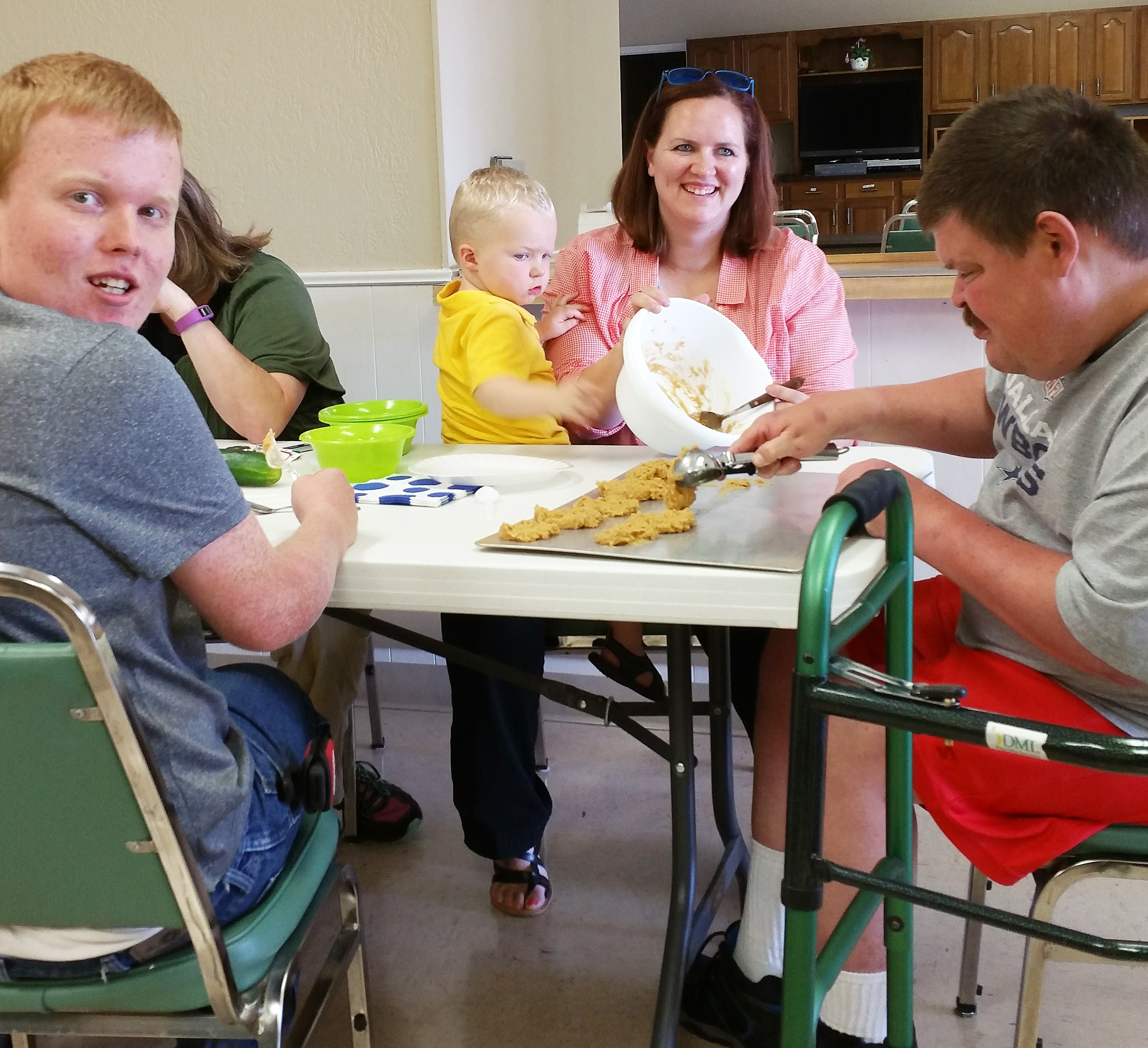 CCDDR helps people with development disabilities